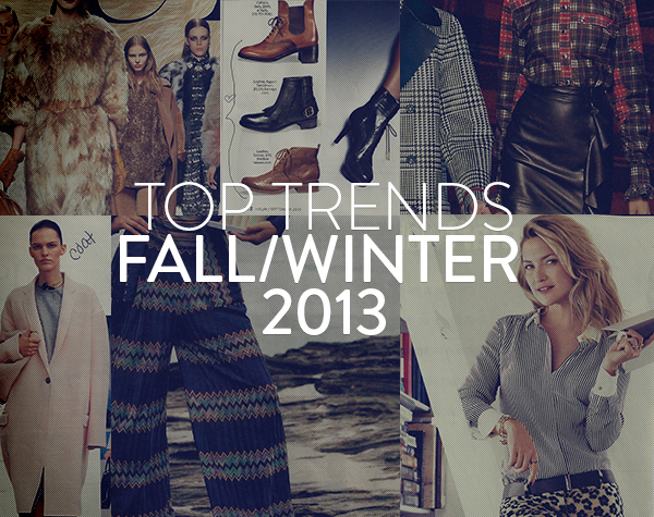 Wardrobe Therapy Top Trends for Fall & Winter