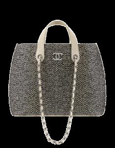 Chanel tote - favorite of Columbus stylist Elizabeth