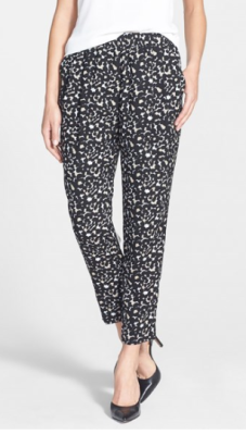 Vince Camuto slim pant. $99 at Nordstrom.