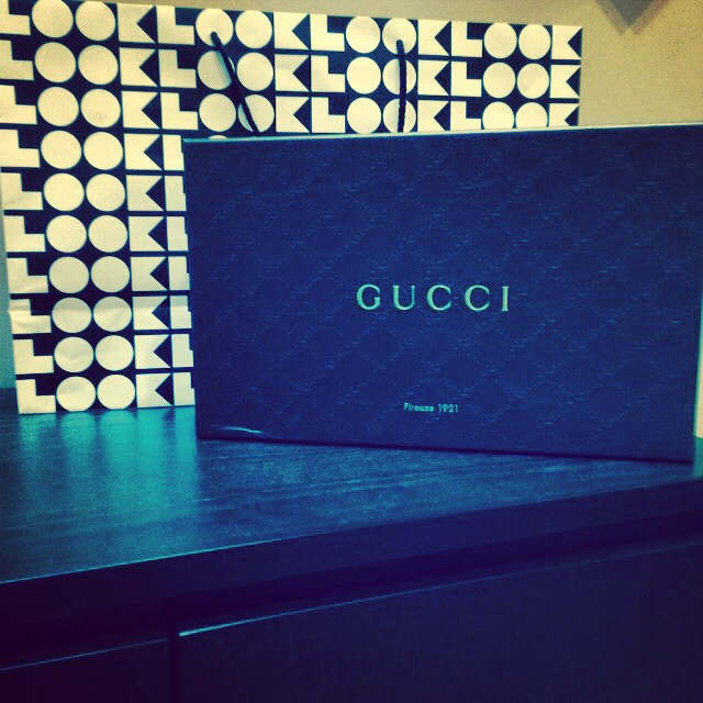 Goodies for a client! #gucci #saks #weloveourclients #wardrobestylist #personalshopper #fashion #picoftheday @sakscolumbus