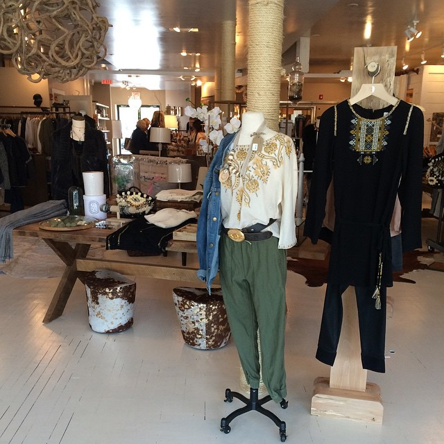 Finally got to check out Thread's new flagship store...STUNNING? @shopthread