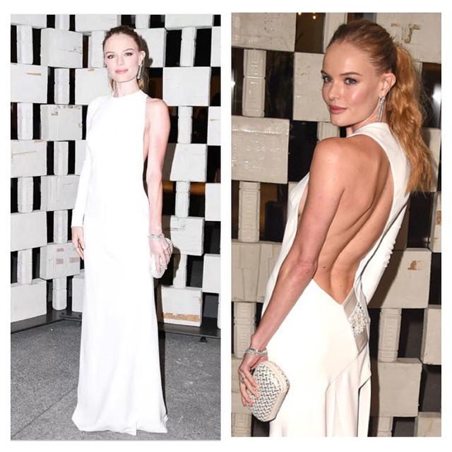 This.Dress.? #alexandrevauthiercouture #katebosworth #fashionobsessed #instastyle #instafashion #fashionicon
