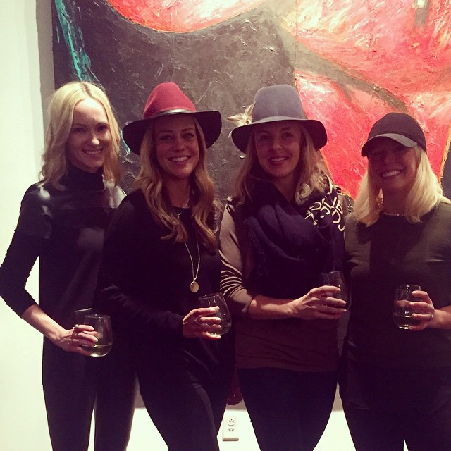 Obvious that it's a rainy day? Three in four turned up in hats to the @capstylemag Runway Show kickoff event! @christyw7211 @ebeansmith @amichel13 @blondevelveteen #wardrobetherapy #makeeverydayarunway #capstylemag #asseenincolumbus #fashion #style #stylist #winter #wardrobe #hats #hatsfordays