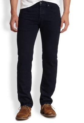 AG Matchbox Slim Straight-Leg, Saks Fith Avenue $215