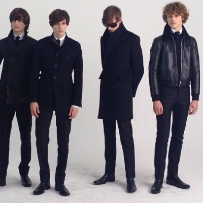 Tom Ford Presentation, London Collections: Men 2015