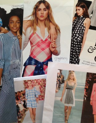 Gingham_Spring 2015_Top 10 Trends_Wardrobe Therapy