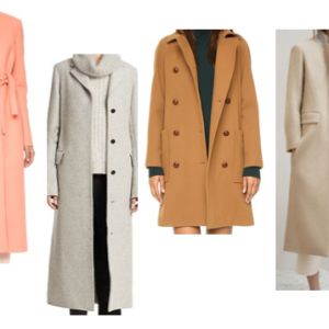 One Trend Styled Three Ways: The Long Coat