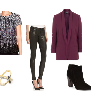 Style for Every Age: The Sequined Top