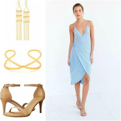 Blue Dress Night