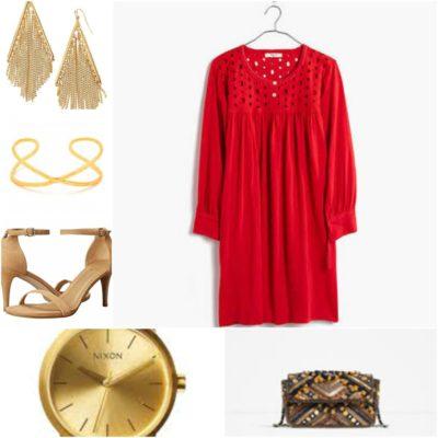 Red Dress Night