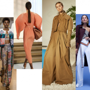 TRENDING NOW: Runway Report: Top Trends for Spring