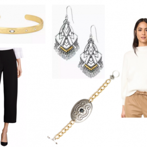 DRESS TO IMPRESS: Accessorizing 101: Rules of Engagement