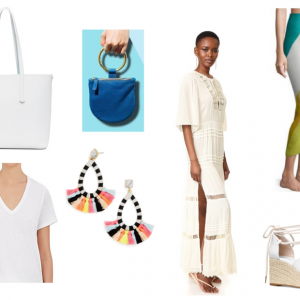Getaway Must-Haves (Spring breaking? Pieces for the beach and home)