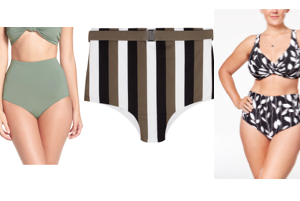 Suit Up: Smashing swimwear
