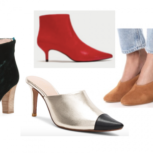 Walk On: Our Shoe Favs
