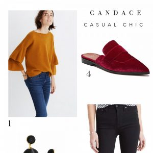 Holiday Style: 3 Outfit Ideas for Thanksgiving