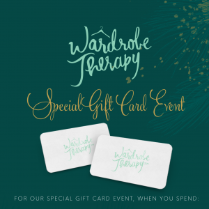GIFTCARD EVENT: ITS HOLIDAY TIME!