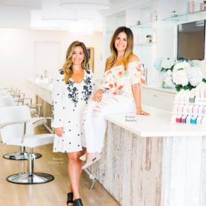 Women we Love: Q & A with Kristin and Kailen, Co-Owners of The Blowout Bar