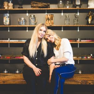 Women We Love: Q & A with Lauren and Manda, Co-Owners of W Nail Bar