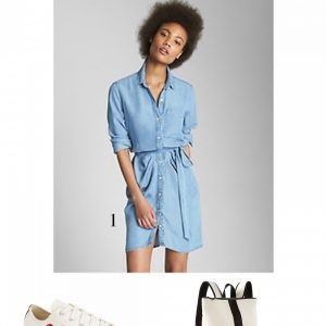 THE STATEMENT DRESS FOR SPRING: SHIRTDRESSES