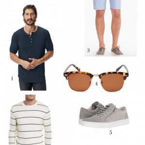 BBQ, Baseball and Brunch: Father's Day Outfit Ideas 2018
