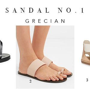 Summer Style: Our Top Sandal Picks