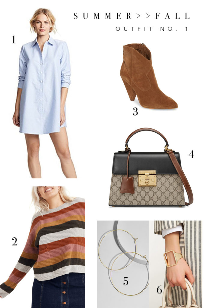8ceabfa4a4b4 How To Transition Your Summer Pieces Into Fall - Wardrobe Therapy