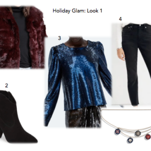 DRESS TO IMPRESS: Holiday Glam: Party Looks that Wow